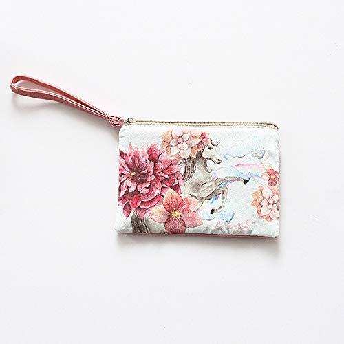 monnaie De En Téléphone Créative Style 11 17 Bigboba Portable Littéraire Taille Porte 5cm Toile Sac 10 1pcs Pochette Pièce w8IBpE