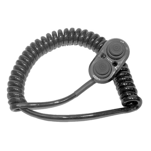 - T-H Steering Wheel Trim Control Coiled Cord