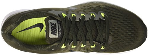 Nike Zoom Running 302 Pegasus Uomo 34 Air Sequoia Multicolore Black Scarpe Dark wXw1qxTrn