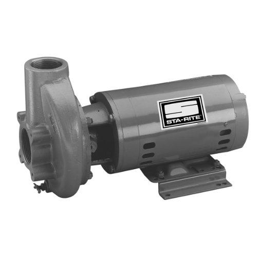 (Sta-Rite CCMH3 3 H.P. 3/220-460V, Medium Head Centrifugal Pressure Booster Pump with a 2