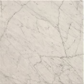 Carrara Marble Italian White Bianco Carrera 12x12 Marble Tile