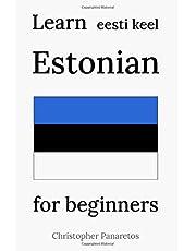 Learn Estonian: for beginners