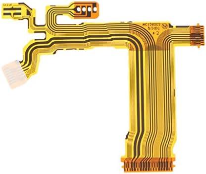 レンズ絞りフレキケーブル オリンパス14-42mm F3.5-5.6EZ 37mm対応 修理交換