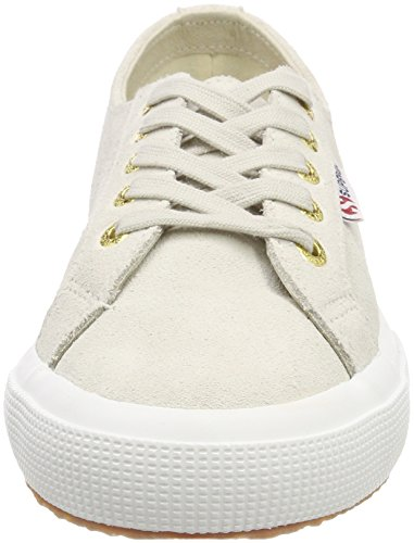 Cream 2750 Sueu Weiß Femme white Baskets Superga BOUwYCqY
