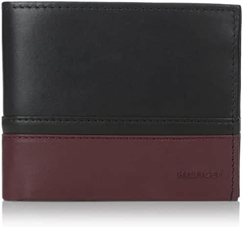 Tommy Hilfiger Men's Nelson Double Billfold