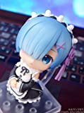 DASARA Nendoroid 663 Re:Life in a different world from zero Rem PVC Figure Toy Gift