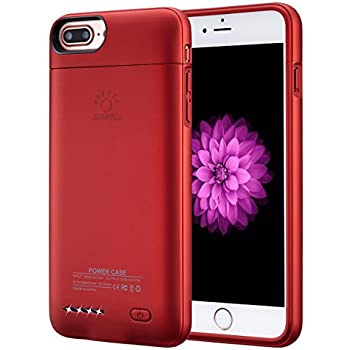 rechargeable iphone 7 plus case