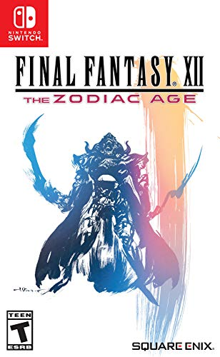 (Final Fantasy XII The Zodiac Age - Nintendo Switch)