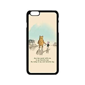 Artistic bear and rabbit Cell Phone Case for Iphone 6
