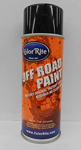 ColorRite Paint for KTM Orange Aerosol Spray Paint Dirt Bike Single Stage