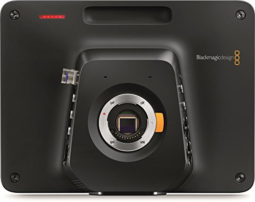 Blackmagic Design Studio HD Camera with MFT Lens Mount, 10″ Viewfinder, Resolutions up to 1080p60, 3G-SDI, XLR Audio, Built-in Talkback, 4 Hour Battery Review