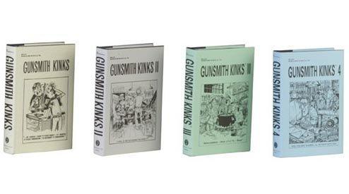 Best gunsmithing books kinks brownells list