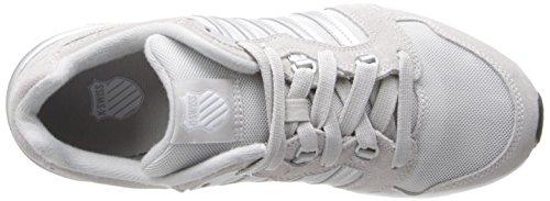Sneakers Silver Gray Basses Swiss K Femme zXZ5ZF
