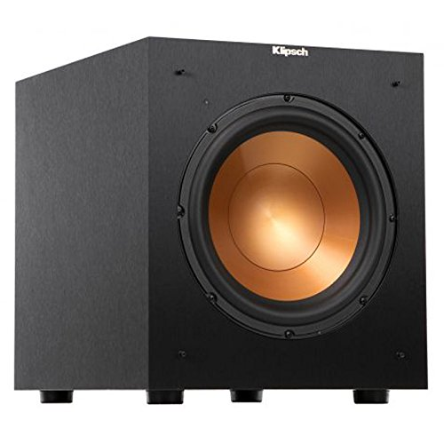 Klipsch Reference R-10SW 10'' 300w Powered Subwoofer (Black) by Klipsch