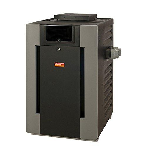 Raypak 406,000 BTU Digital Natural Gas Pool Heater w/ Cupro Nickel | (Raypak Nickel Heater)