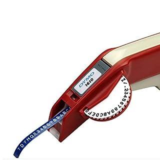 Dymo 3D embossing manual stereo label printers 1610 plastic label printers letterings machine
