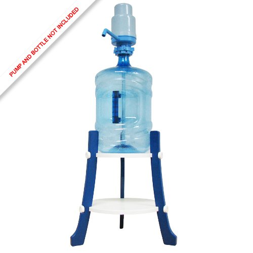 5 gallon water jug storage rack - 2