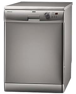 Zanussi ZDF3014X lavavajilla - Lavavajillas (A +, 0.99 kWh, 13 L, 600 mm, 610 mm, 850 mm) Acero inoxidable