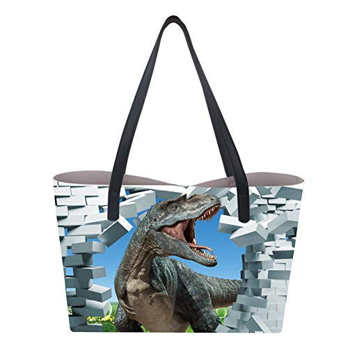 Dinosaur Showudesigns à Large femme main Sac 3 pour fY8fq
