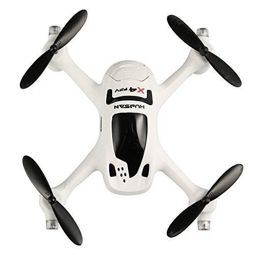 Hubsan H107D Quadcopter Camera White