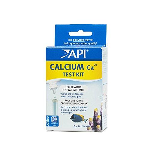 calcium test kit instructions