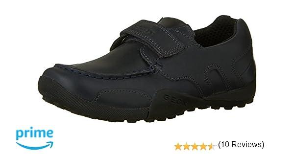 Geox J W.Snake Moc B, Mocasines para Niños, Azul (NAVYC4002), 27 EU: Amazon.es: Zapatos y complementos