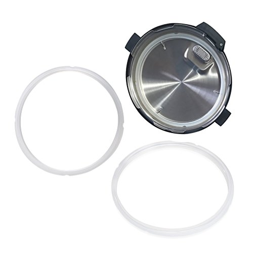 Silicone Ring - BPA Free, Fits IP-DUO60, IP-LUX60, IP-CSG60, - Pack of