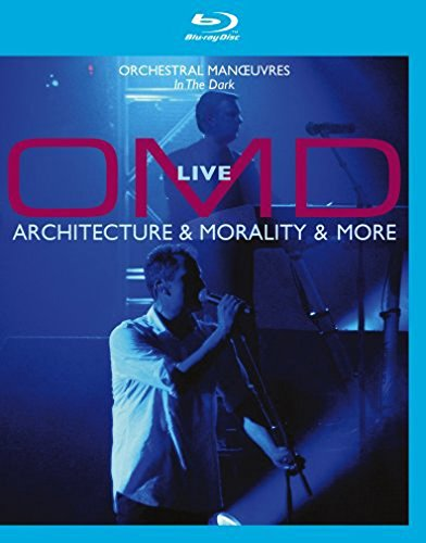 Blu-ray : Orchestral Manoeuvres in the Dark - Architecture, Morality & More (Blu-ray)