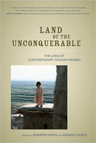 Book Land of the Unconquerable: The Lives of Contemporary Afghan Women by Jennifer Heath (2011-04-05)
