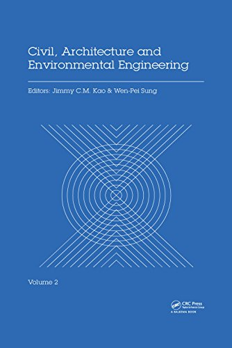 Civil, Architecture and Environmental Engineering Volume 2: Proceedings of the International Conference ICCAE, Taipei, Taiwan, November 4-6, 2016
