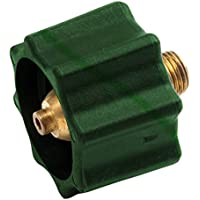 Mr. Heater Propane Acme Nut X 1/4-Inch Male Pipe Thread, Green
