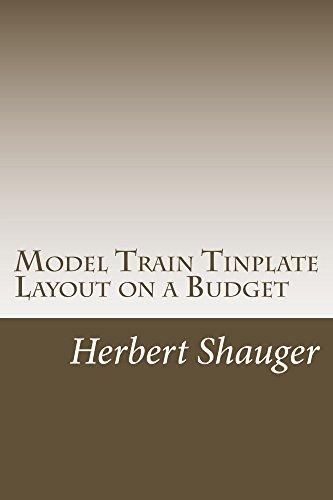 Layout on a Budget (Tin Toy Restoration)