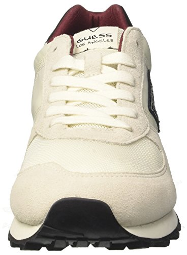 Sneaker Active Bianco Guess Man Uomo 1Edxqaw