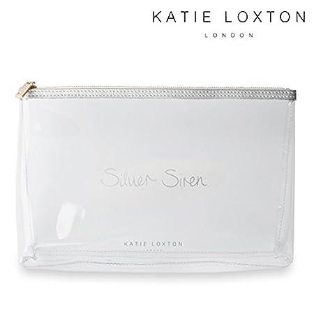 cb05a403756e Katie Loxton Wash Bag Transparent Pouch Silver – Silver Siren by Katie  Loxton
