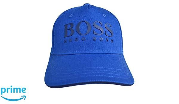 BOSS Hugo Classic - Gorra de béisbol, talla única, color azul ...