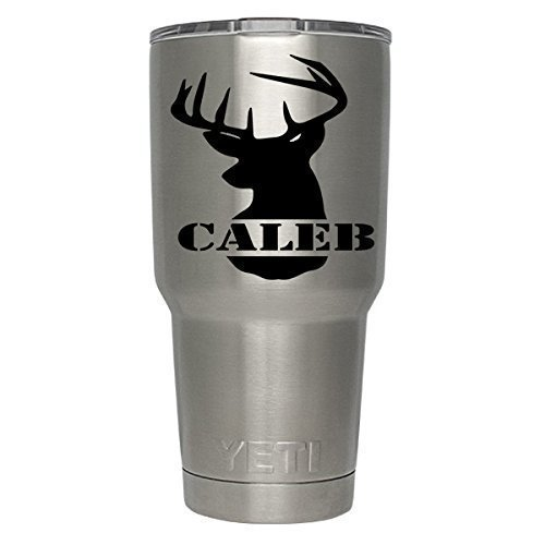 Whitetail tumblers laptops decals hunting product image