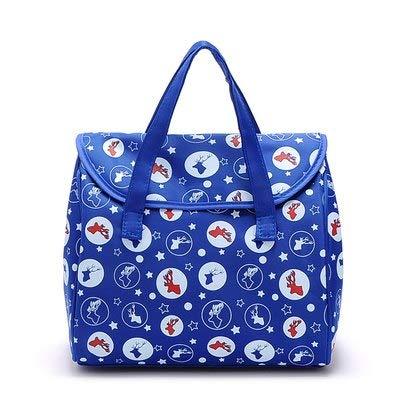 RUPUTIN Listing Portable Thermal Bag Women Men Lunch Bag Cooler Lunch box Lady Handbag Children Kids Food Bag Insulation Package