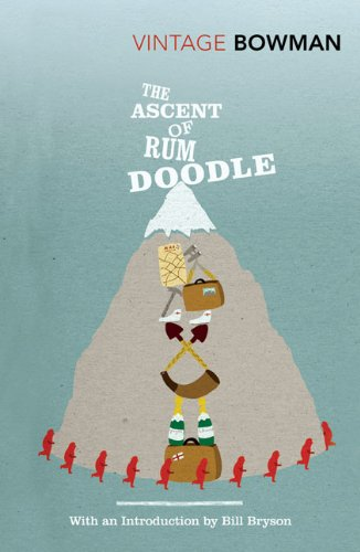 Book cover for The Ascent of Rum Doodle