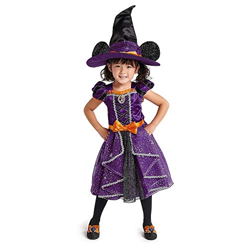 Disney Minnie Mouse Witch Costume for Kids Size 9/10