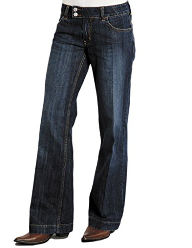 Stetson Womens Indigo Trouser Jeans product image