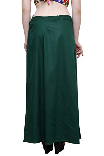 Whitewhale Femme Dark Green Beige Unique Beige Jupe Pak Green Taille 77q5AxZBr