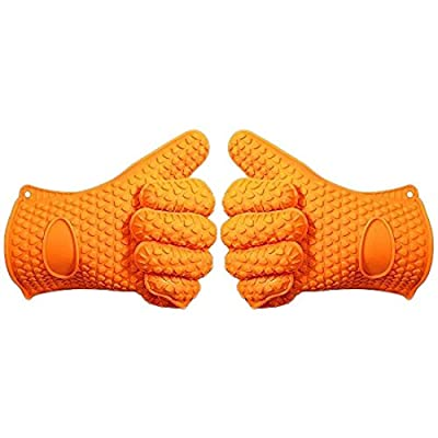 Kovot Heat Resistant Silicone BBQ Gloves