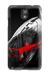 Shock-dirt Proof League Of Legends Case Cover For Galaxy Note 3