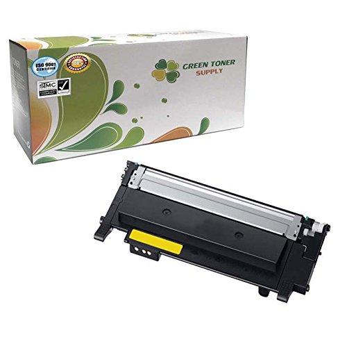 Green Toner Supply  New Compatible  Color LaserJet Toner Car