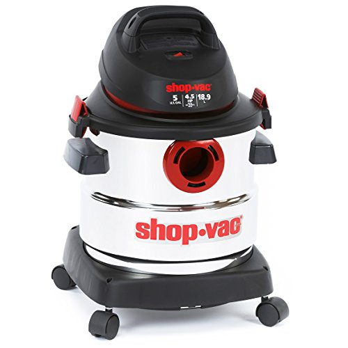 Shop Vac 5986000 5 Gallon Stainless Vacuum product image