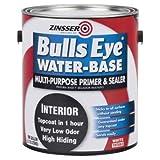 Zinsser Bulls Eye 128 Oz Water-Base Interior Primer and Sealer Package of 4