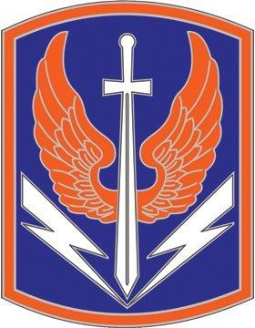 - D-P0449A, 449 Aviation Bde Unit Identification Badge DC-1265