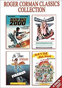 Roger Corman Set: Death Race 2000 / Hollywood Boulevard / Piranha / Rock 'N' Roll High School
