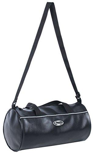 Polestar bolsa de lona Resistente al agua Viajes Deportes Gimnasio barril Bolsas - 20 Ltr Negro