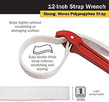 Titan Tools 21315 12 Strap Wrench